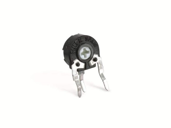 Potentiometer PIHER PT6KH, 6 mm, 1 M, lin, 0,1 W - Produktbild 1