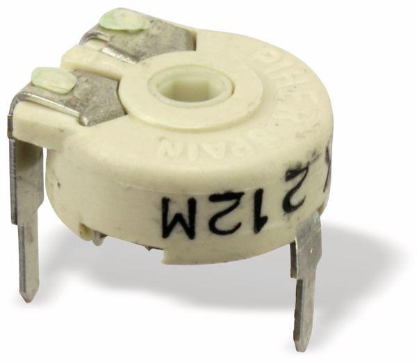 Potentiometer PIHER PTC10MV10, 10 mm, 5K, lin, 0,33 W - Produktbild 1