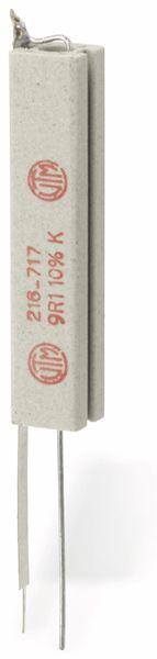 Hochlast-Widerstand mit Sicherungslötstelle VITROHM KT216-7 - Produktbild 2