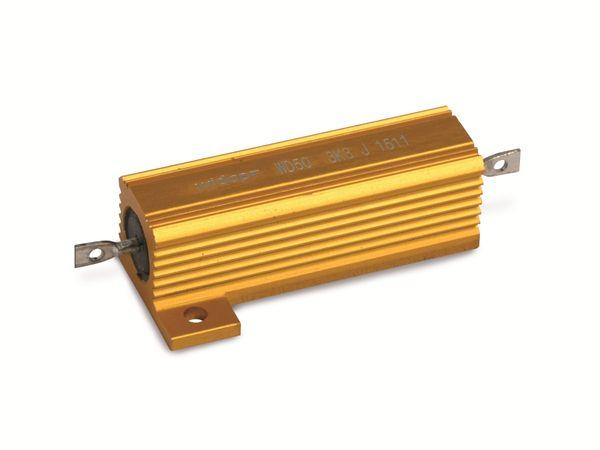 Hochlast-Widerstand WIDAP WD50, 2,7 Ω