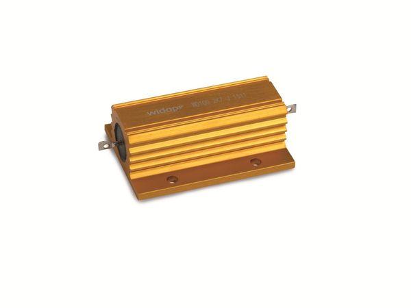 Hochlast-Widerstand WIDAP WD100, 39 Ω