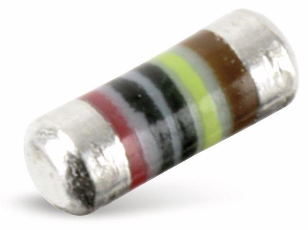 SMD Mini-MELF Widerstand, 2M0, 100 Stück
