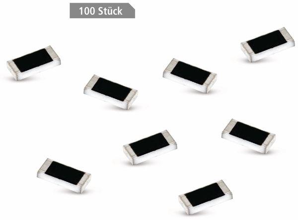 SMD-Chipwiderstand, 2K1, 100 Stück