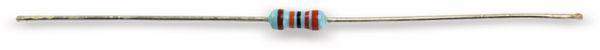 Metallschicht-Widerstand, 0,6 W, 220K, 1 %