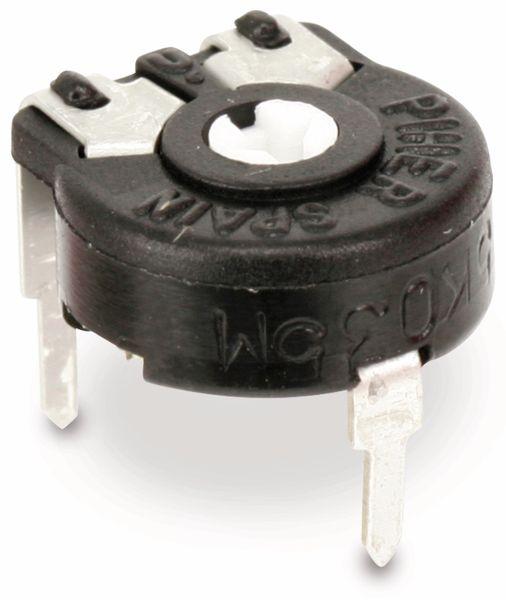 Potentiometer PIHER PT10LV10, 10 mm, 5 K, lin, 0,15 W