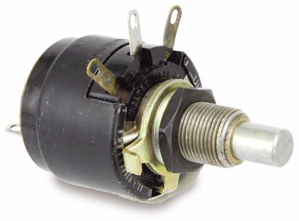 Potentiometer mit Schalter, 1 MΩ, lin