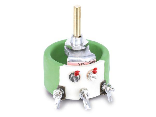 Potentiometer KRAH D55/40W-4K7-10%, 4,7 kΩ, lin - Produktbild 1