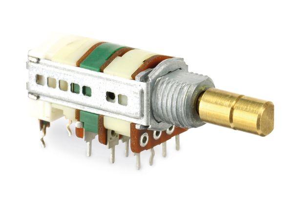 Autoradio-Potentiometer ALPS 200KKX2 - Produktbild 1
