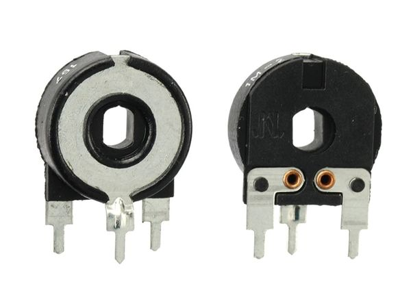 Potentiometer NORISTRON NTR15HN, 1 MΩ, 10 Stück