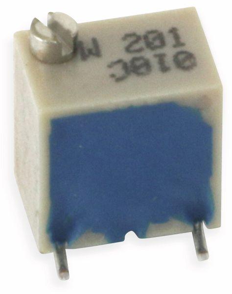 SMD Spindeltrimmer BOURNS 3269W-1-201G, 200R - Produktbild 1