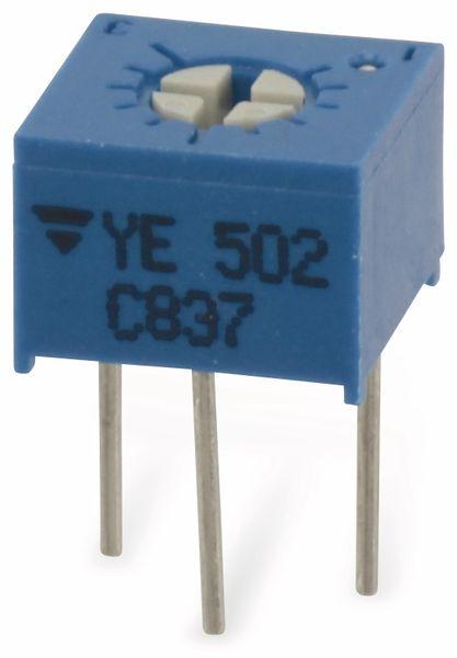 Trimm-Potentiometer VISHAY T73YE, 5K - Produktbild 1