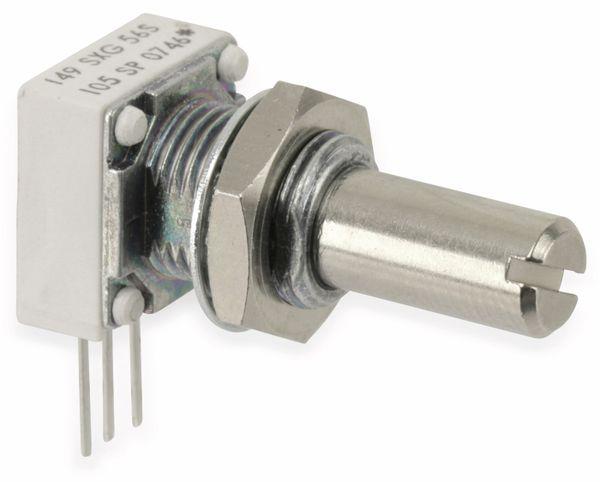 Cermet-Potentiometer VISHAY 149, 250K, 1 W - Produktbild 1