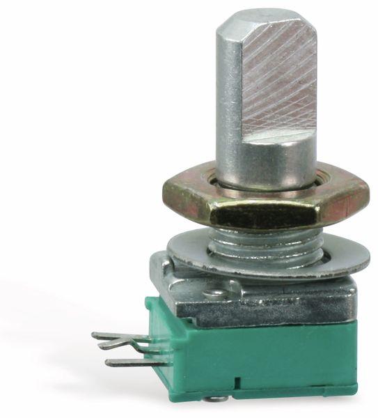 Potentiometer FORWARD ELECTRONICS RD0971110, 50 K, lin - Produktbild 1