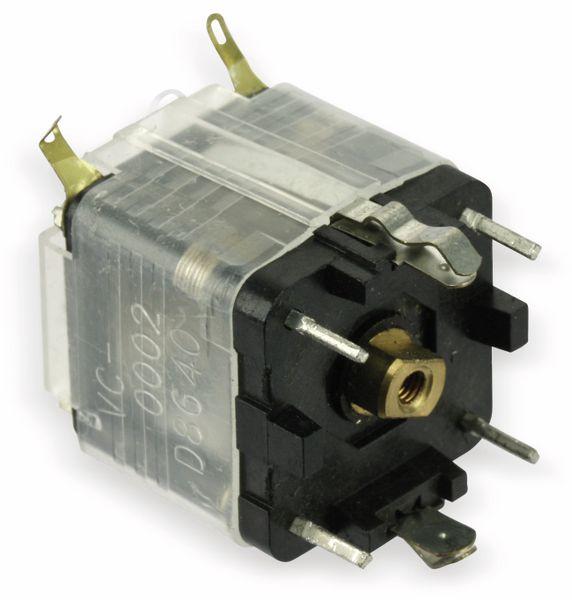 Drehkondensator ALPS VC-0002, 4-fach - Produktbild 1
