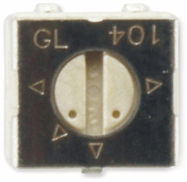 SMD Cermet-Trimmpotentiometer BI Serie 23, 100 K, 0,25 W - Produktbild 1