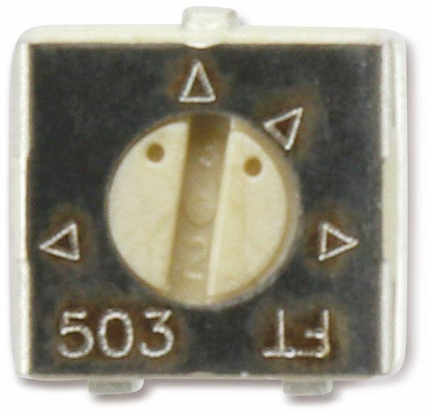SMD Cermet-Trimmpotentiometer BI Serie 23, 50 K, 0,25 W - Produktbild 1