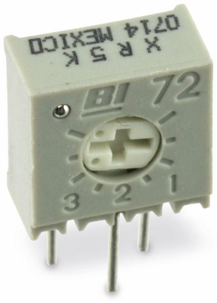 Potentiometer BI 72XR, 25 K, 0,5 W
