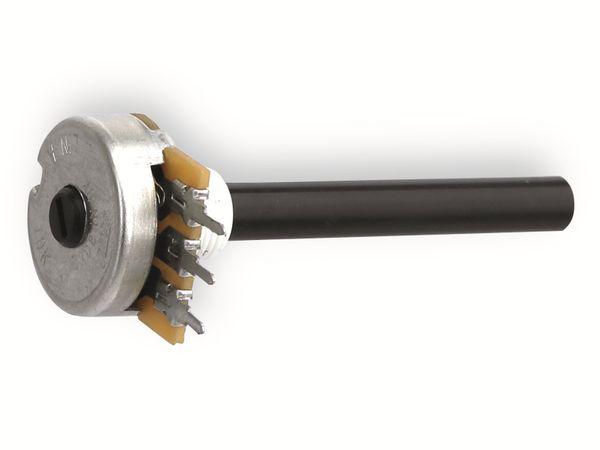 Potentiometer OMEG PC20BU, 10 kΩ, linear - Produktbild 2
