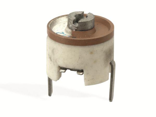 Drehkondensator, VEB Hermsdorf, 5..20 pF - Produktbild 1