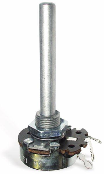 Drahtpoti mono linear 250 Ohm, 4 W