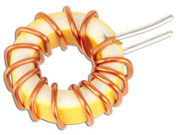 Ringkerndrossel, 10 µH/5 A