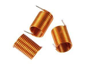 Luftspulen, 1,0 µH, 2,5 A, 10 Stück