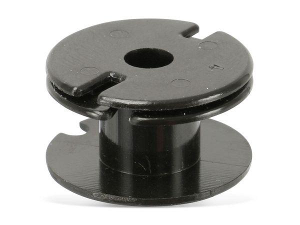 Kunststoff-Spulenkörper, 21,9x12,3 mm