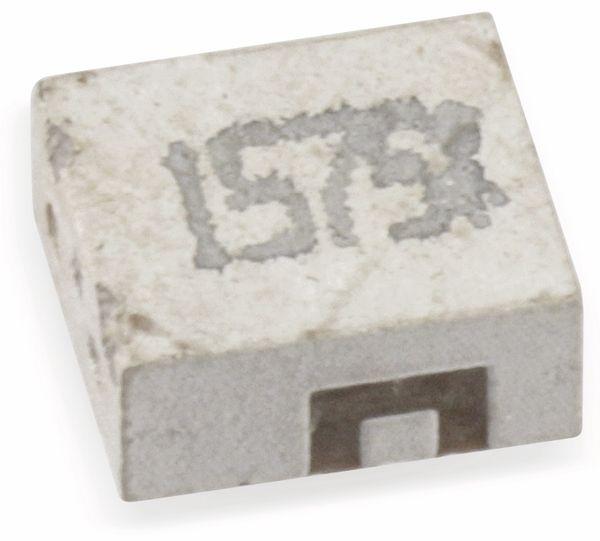 SMD GPS Monoblock Bandpassfilter SANGSHIN MBP22R1575S02AP - Produktbild 1