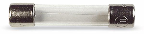 Feinsicherung, US-Norm, 6,3x32 mm, flink