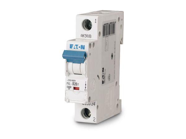 Leitungsschutzschalter EATON PXL-B20/1, B, 20A