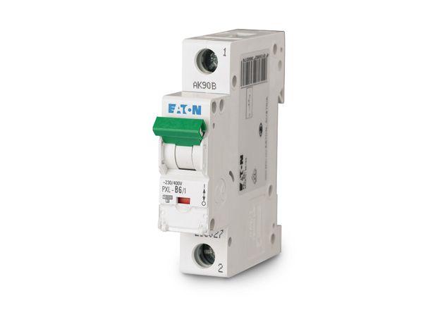 Leitungsschutzschalter EATON PXL-B6/1, B, 6A