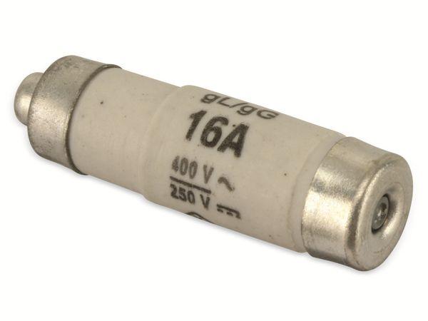 D-Sicherung, D02, 16 A, gL - Produktbild 1