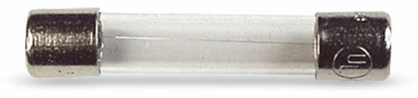 Feinsicherung, US-Norm, 6,3x32 mm, träge