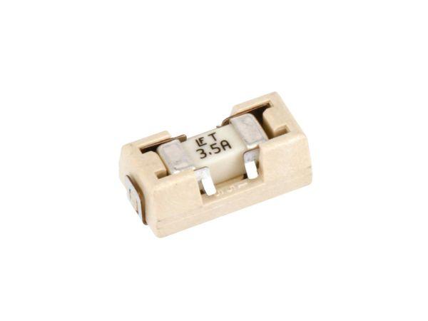 SMD-Sicherung mit Fassung LITTELFUSE 015403.5T