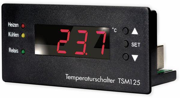 Temperaturregler-Modul H-TRONIC TSM125 - Produktbild 1