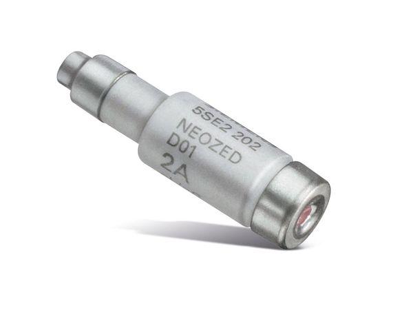 NEOZED-Sicherung SIEMENS 5SE2302, D01, 2 A, gL/gG