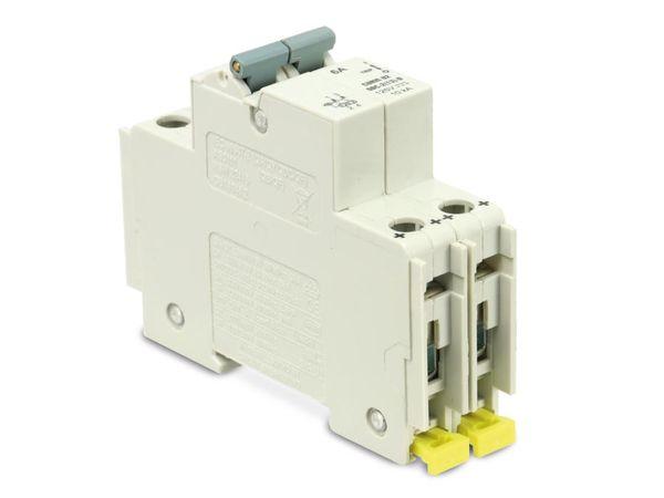 Schutzschalter CBI CURVE U2 QDC-2(13)-D, 6 A/125 V- - Produktbild 1