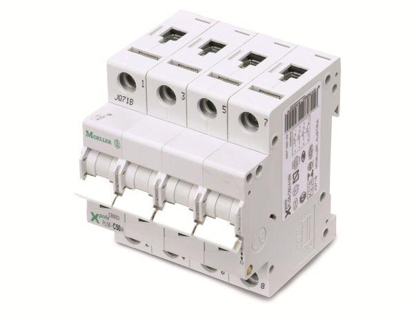 Leitungsschutzschalter MOELLER PLS6-C50/4-MW - Produktbild 1