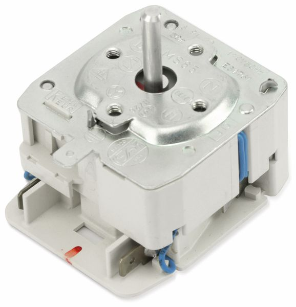 Elektrisches Timer-Schaltwerk EATON MS65, 110 V, 16 A/230 V~, 30 Min.