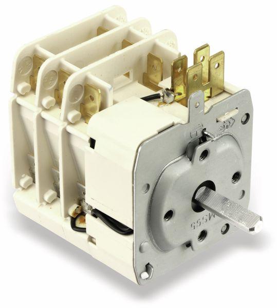 Elektrisches Timer-Schaltwerk INVENSYS MS65, 230 V, 16 A/230 V~, 16 h - Produktbild 1
