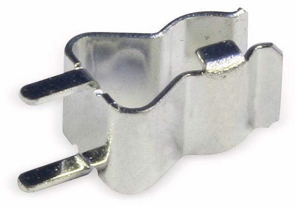 Sicherungshalter für Feinsicherungen 5x20 mm, 10 Stück