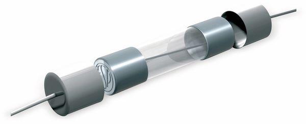 Aufsteckkappen für G-Sicherungseinsätze, 5x20 mm, 10 Stück