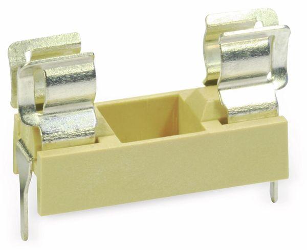 Sicherungshalter SHP5, offen für Sicherungen 5x20 mm