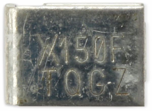 SMD-Sicherung TYCO ELECTRONICS SMD150F, PolySwitch