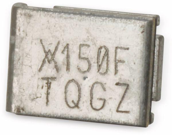 SMD-Sicherung TYCO ELECTRONICS SMD150F, PolySwitch - Produktbild 2