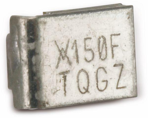 SMD-Sicherung TYCO ELECTRONICS SMD150F, PolySwitch - Produktbild 3