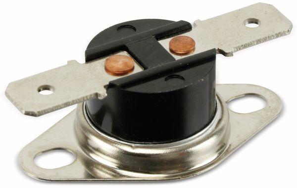 Thermoschalter, KSD 301, 45 °C, 10 A/250 V~, Öffner - Produktbild 1