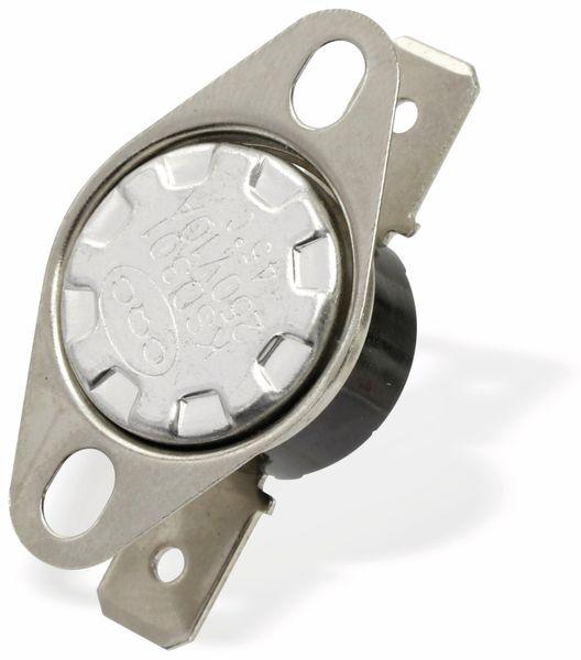 Thermoschalter, KSD 301, 60 °C, 10 A/250 V~, Öffner - Produktbild 3