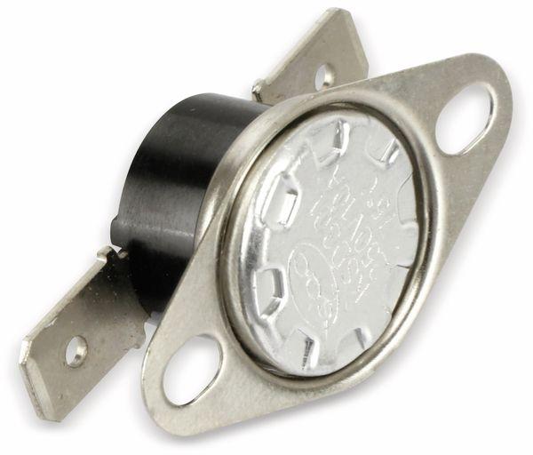 Thermoschalter, KSD 301, 80 °C, 10 A/250 V~, Öffner - Produktbild 1