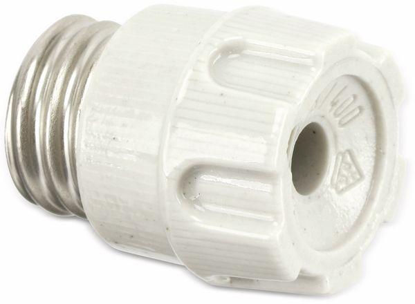 Schraubkappe für D-Vollschutzsicherung, 63A, E18 - Produktbild 1